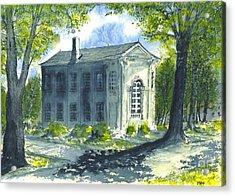 Philo Hall Erskine Acrylic Print