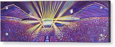 Phish At Dicks 2016 Acrylic Print by David Sockrider