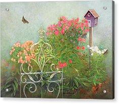 Phlox Of Late Summer Acrylic Print