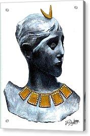 Phoenician Beauty Acrylic Print