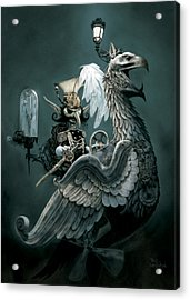Phoenix Goblineer Acrylic Print
