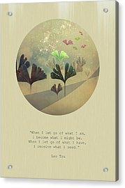 Phoenix-like Acrylic Print