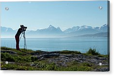 Photograph In Norway Acrylic Print