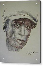 Photograph Of Jefferson Acrylic Print by Dalushaka Mugwana