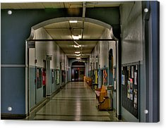 Phs 2nd Floor Acrylic Print by David Patterson