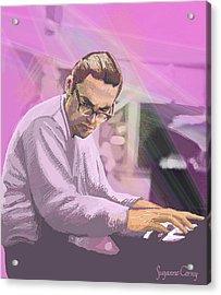 Pianist 2 Acrylic Print