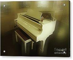 Piano Dream Acrylic Print