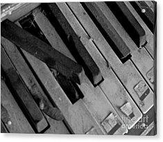 Piano2 Acrylic Print