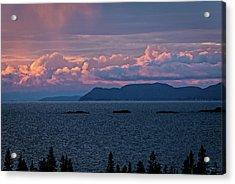 Pic Island Acrylic Print