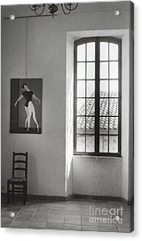 Picasso Museum Acrylic Print by Andrea Simon