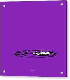 Piccolo In Purple Acrylic Print