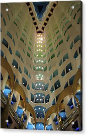 Pick Your Floor/color Acrylic Print