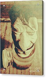 Pickle Me Grandfather Acrylic Print
