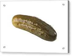 Pickle Acrylic Print
