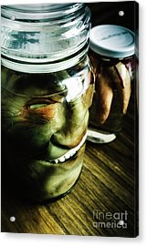 Pickled Monsters Acrylic Print