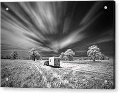 Picnic Acrylic Print by Piotr Krol (bax)