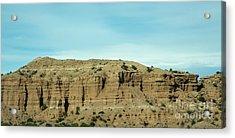 Picturesque New Mexico Acrylic Print
