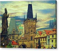 Picturesque - Prague Acrylic Print