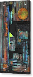 Pieces IIi Acrylic Print by Ralph Levesque
