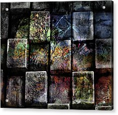 Pieces Acrylic Print