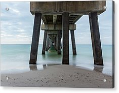 Pier Portal Acrylic Print