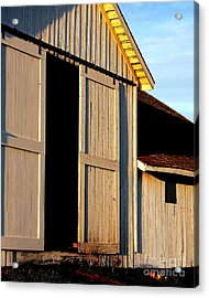 Pierce Point Ranch 16 Acrylic Print by Wingsdomain Art and Photography