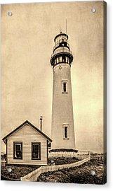 Pigeon Point Light Station Pescadero California Acrylic Print