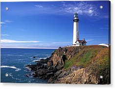 Pigeon Point Lighthouse 2 Acrylic Print by Kathy Yates