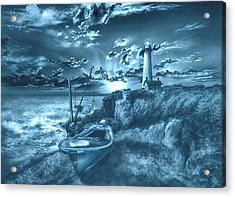 Pigeon Point Lighthouse 2 Acrylic Print