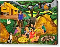 Pilipinas Acrylic Print