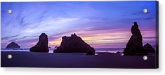 Pillars Of Bandon Acrylic Print