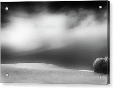 Acrylic Print featuring the photograph Pillow Soft by Dan Jurak