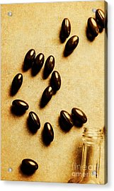 Pills And Spills Acrylic Print by Jorgo Photography - Wall Art Gallery