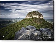 Pilot Mountain 1c Acrylic Print