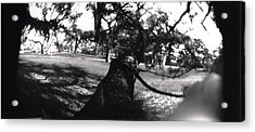 Pin Hole Camera Shot 1 Acrylic Print