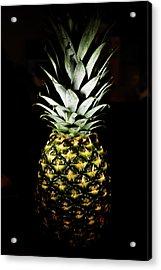 Pineapple In Shine Acrylic Print