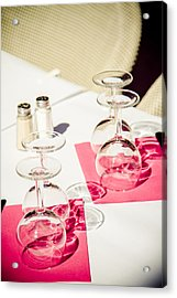 Acrylic Print featuring the photograph Pink by Jason Smith