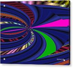Pink Sword 1220 Acrylic Print