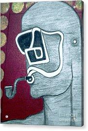 Pipe Acrylic Print