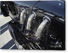 Pipes Of Glory Acrylic Print by Curt Johnson