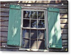 Pirate House Acrylic Print by JAMART Photography