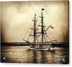 Pirates Life Acrylic Print by David Millenheft
