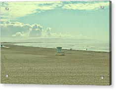 Pismo Perfection Acrylic Print by JAMART Photography