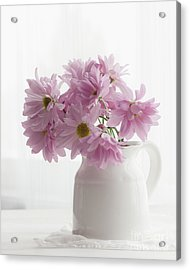 Pitcher Of Pink Acrylic Print
