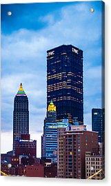 Pittsburgh - 7012 Acrylic Print