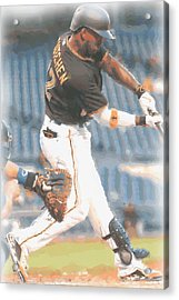 Pittsburgh Pirates Andrew Mccutchen 2 Acrylic Print