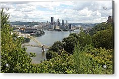 Pittsburgh Series 2  Acrylic Print
