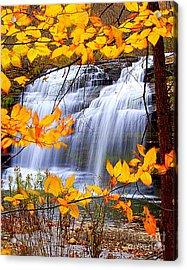 Pixley Falls Acrylic Print