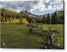 Plain And See Acrylic Print by Jon Glaser