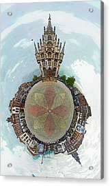 Planet Gouda Acrylic Print